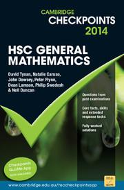 Cambridge Checkpoints HSC General Mathematics 2014-16
