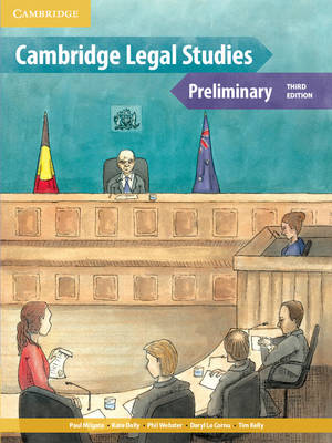 Cambridge Preliminary Legal Studies Bundle