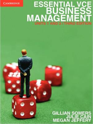Essential VCE Business Management Units 1 and 2