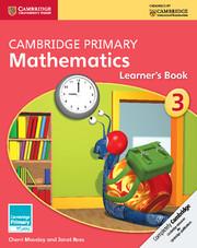 Cambridge Primary Mathematics Stage 3 Learner's Book