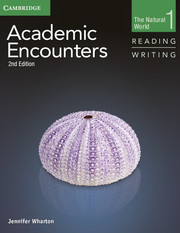 Academic Encounters Level 1 2-Book Set (Student's Book Reading and Writing and Student's Book Listening and Speaking with DVD)