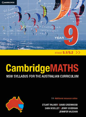 Cambridge Mathematics NSW Syllabus for the Australian Curriculum Year 9 5.1 and 5.2