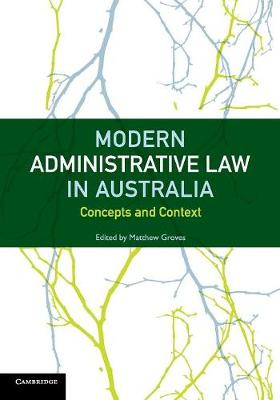 Modern Administrative Law in Australia