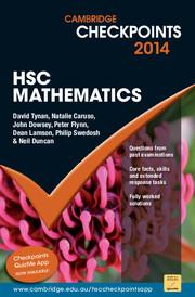 Cambridge Checkpoints HSC Mathematics 2014-16