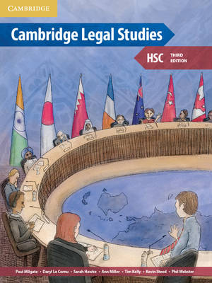 Cambridge HSC Legal Studies Pack