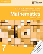 Cambridge Checkpoint Mathematics Practice Book 7