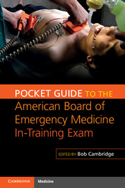 Pocket Guide to the American Board of Emergency Medicine In-Training Exam