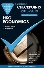 Cambridge Checkpoints HSC Economics 2018-19 and Quiz Me More
