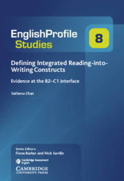 Defining Integrated Reading-into-Writing Constructs