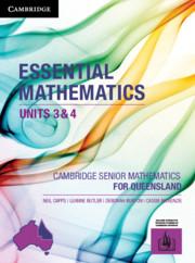 CSM QLD Essential Mathematics Units 3 and 4