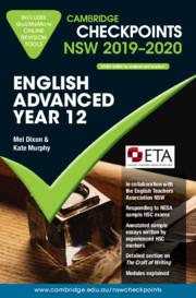 Cambridge Checkpoints NSW 2019-20 English Advanced and QuizMeMore