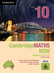 Cambridge Maths Stage 5 NSW Year 10 5.1/5.2/5.3