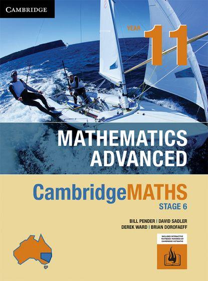 Cambridge Maths Stage 6 NSW Advanced Year 11