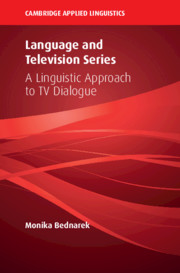 Language and Television Series