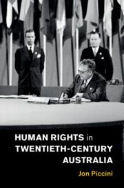 Human Rights in Twentieth-Century Australia