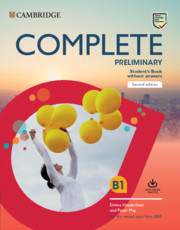 Complete Preliminary Student's Book without Answers with Online Practice