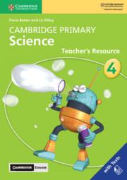 Cambridge Primary Science Stage 4 Teacher's Resource with Cambridge Elevate