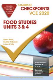 Cambridge Checkpoints VCE Food Studies Units 3&4 2020