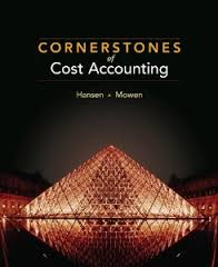 Bundle: Cornerstones of Cost Accounting + Experiencing Accounting Video Series Printed Access Card