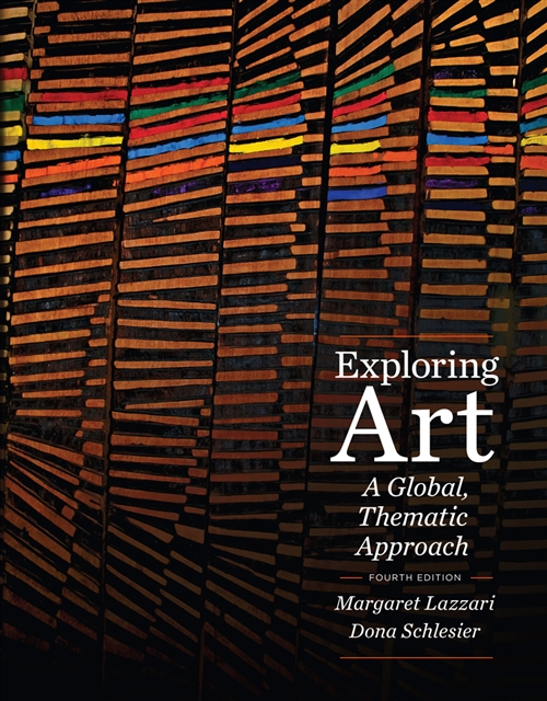 Exploring Art : A Global, Thematic Approach (with CourseMate Printed Access Card)