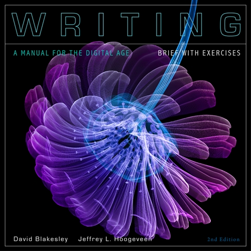 Writing : A Manual for the Digital Age with Exercises, Brief