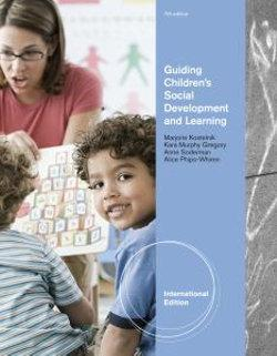 Guiding Children's Social Development and Learning, International Edition
