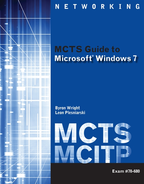 Bundle: MCTS Guide to Microsoft Windows 7 (Exam # 70-680) + MCTS Lab Manual
