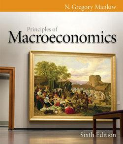 Bundle: Principles of Macroeconomics, 6th + Study Guide