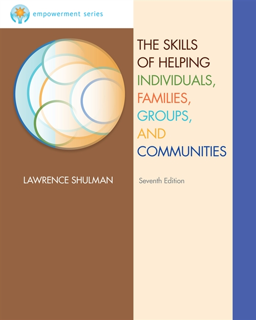 Cengage Advantage Books: Brooks/Cole Empowerment Series: The Skills of Helping Individuals, Families, Groups, and Communities
