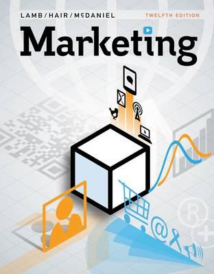Marketing 12th Edition