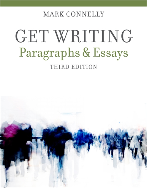 Get Writing : Paragraphs and Essays