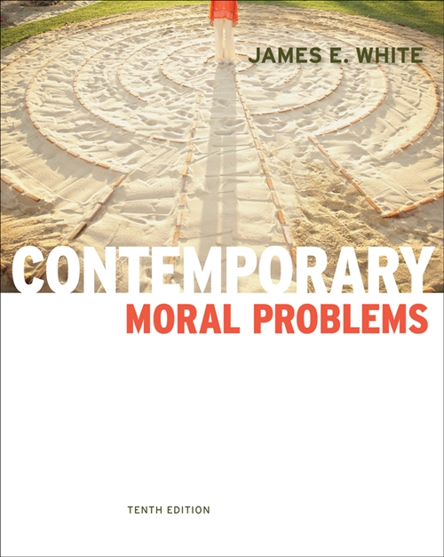 Bundle: Contemporary Moral Problems, 10th + Premium Website Printed Access Card