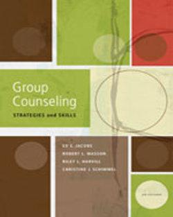 Bundle: Group Counseling: Strategies and Skills, 7th + Counseling CourseMate with eBook Printed Access Card