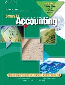 Century 21 Accounting : General Journal, 2012 Update