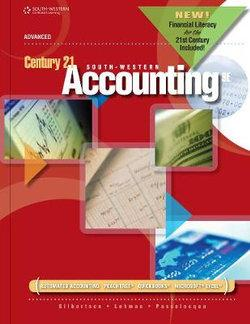 Century 21 Accounting : Advanced, 2012 Update