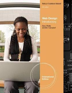 Web Design : Introductory, International Edition