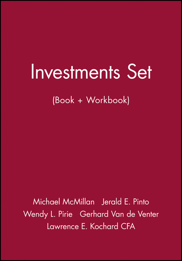 Investments Set (Book + Workbook)
