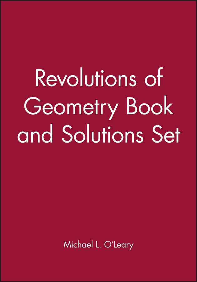 Revolutions of Geometry Book and Solutions Set
