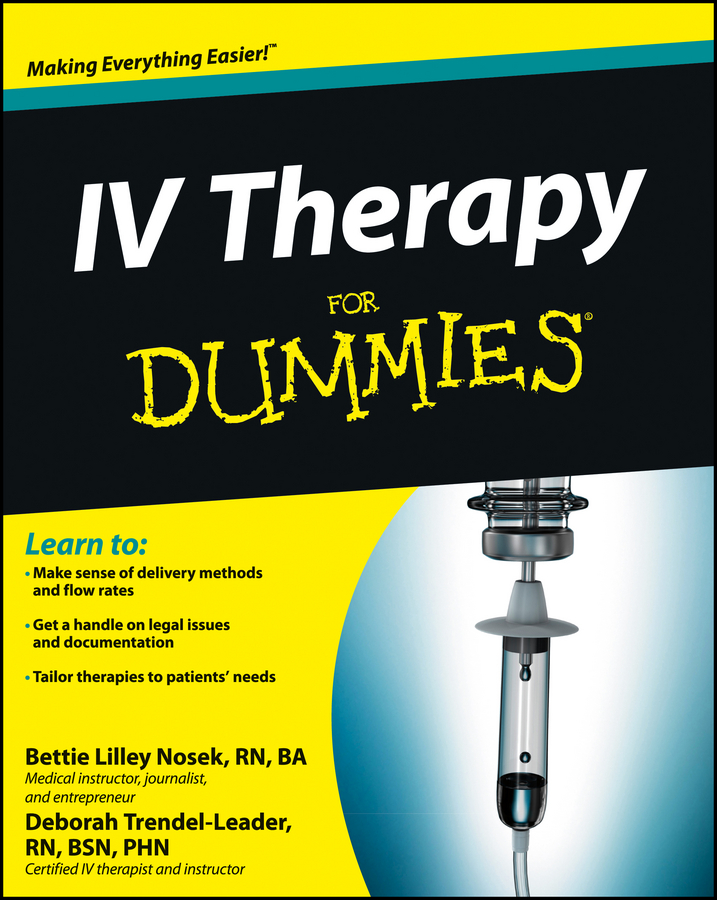 IV Therapy For Dummies