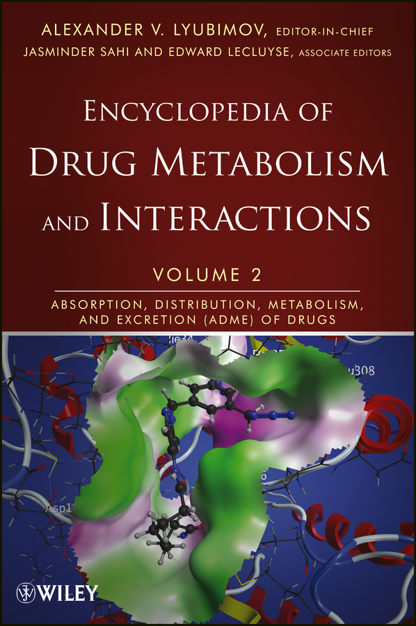 Absorption, Distribution, Metabolism, and Excretion (ADME) of Drugs