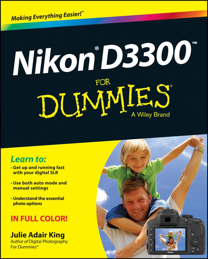 Nikon D3300 For Dummies