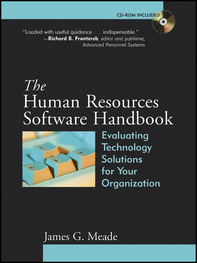The Human Resources Software Handbook