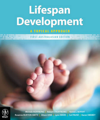 Lifespan Development - A Topical Approach 1st Australasian Edition + Istudy Version 1 Registration Card