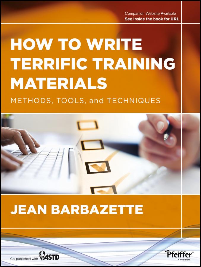How to Write Terrific Training Materials