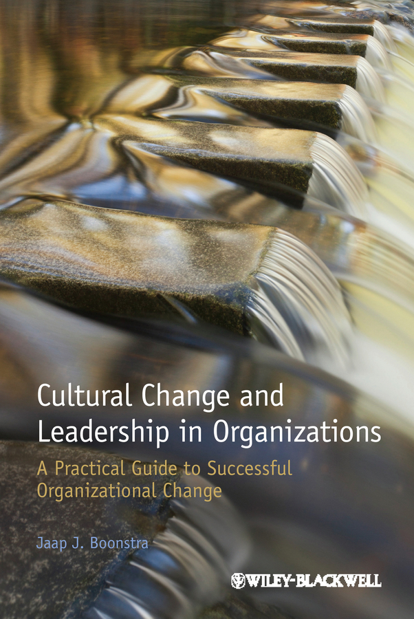 Cultural Change and Leadership in Organizations