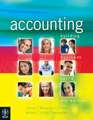 Accounting Building Business Skillls 4E Binder Ready Version + WileyPlus Blackboard Card