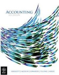 Accounting 8E + WileyPlus Blackboard Card