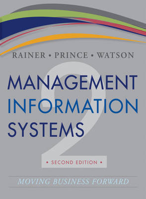 Management Information Systems 2E + WileyPlus Registration Card