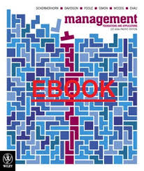 Management Foundations and Applications 1st Asia Pacific Edition E-text + Istudy V2 Card+ Communication Skills Handbook 3E + Sustainability Supplement