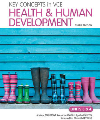 Key Concepts in VCE Health and Human Development Units 3&4 3E & eBookPLUS